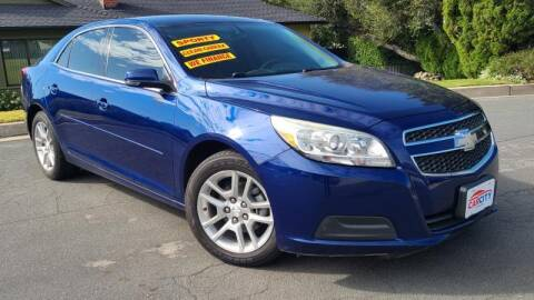 2013 Chevrolet Malibu for sale at CAR CITY SALES in La Crescenta CA