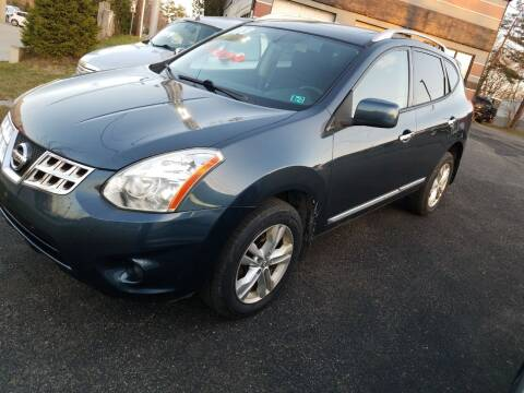 2013 Nissan Rogue for sale at Wildwood Motors in Gibsonia PA