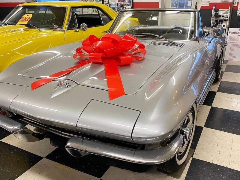 1965 Chevrolet Corvette for sale at AB Classics in Malone NY