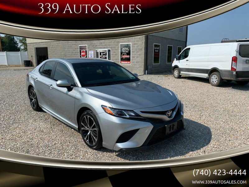 2018 Toyota Camry for sale at 339 Auto Sales in Belpre OH