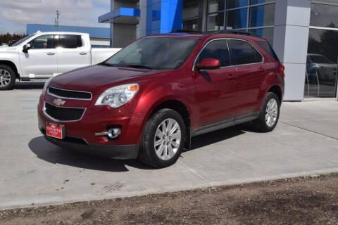 2011 Chevrolet Equinox for sale at Tripe Motor Company in Alma NE
