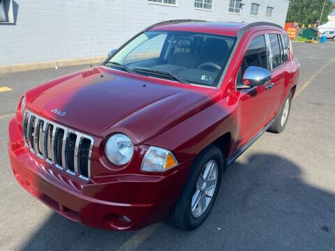 2007 Jeep Compass for sale at MFT Auction in Lodi NJ