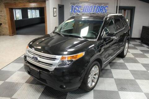 2015 Ford Explorer for sale at TCC Motors in Farmington Hills MI
