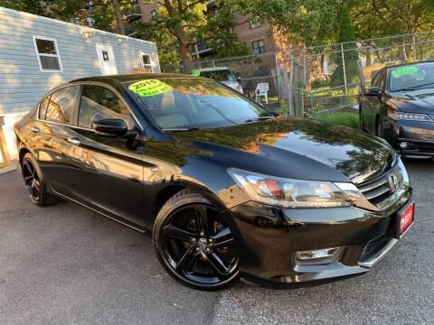 2015 Honda Accord for sale at Auto Universe Inc. in Paterson NJ