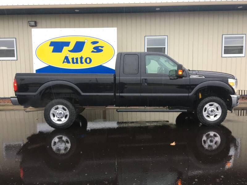 2016 Ford F-250 Super Duty 4x4 XLT 4dr SuperCab 8 ft. LB Pickup - Wisconsin Rapids WI