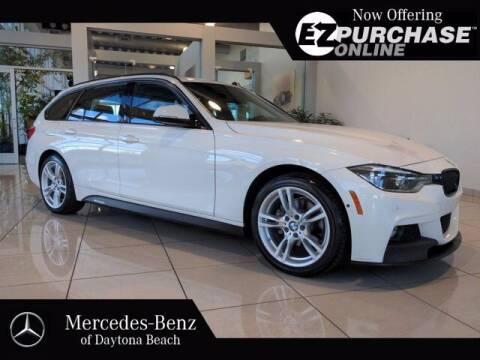 2017 BMW 3 Series for sale at Mercedes-Benz of Daytona Beach in Daytona Beach FL