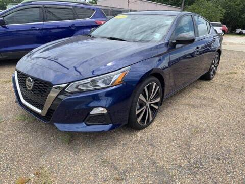 2020 Nissan Altima for sale at CROWN  DODGE CHRYSLER JEEP RAM FIAT in Pascagoula MS