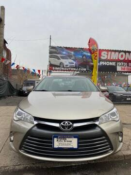 2015 Toyota Camry for sale at Simon Auto Group in Newark NJ