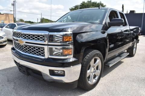 2015 Chevrolet Silverado 1500 for sale at IMD Motors in Richardson TX