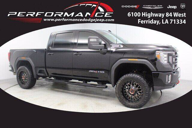 2020 GMC Sierra 2500HD for sale at Performance Dodge Chrysler Jeep in Ferriday LA
