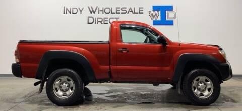 2013 Toyota Tacoma for sale at Indy Wholesale Direct in Carmel IN