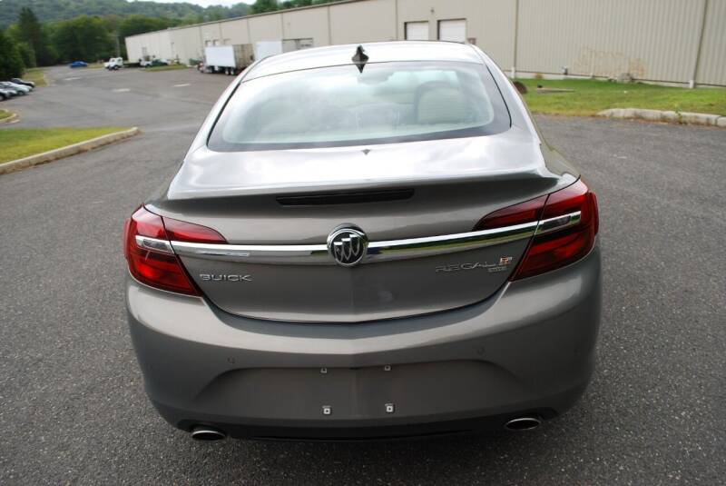 2017 Buick Regal AWD Premium II 4dr Sedan - New Milford CT