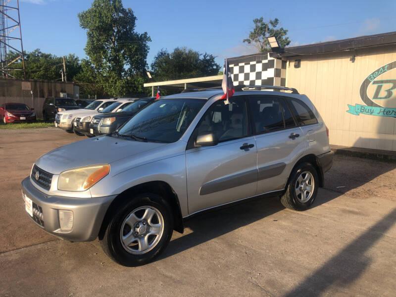 2003 Toyota RAV4 for sale in La Marque, TX