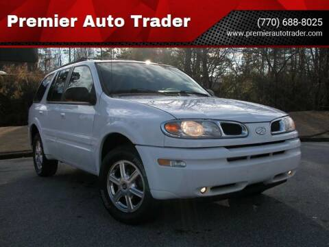 2004 Oldsmobile Bravada for sale at Premier Auto Trader in Alpharetta GA