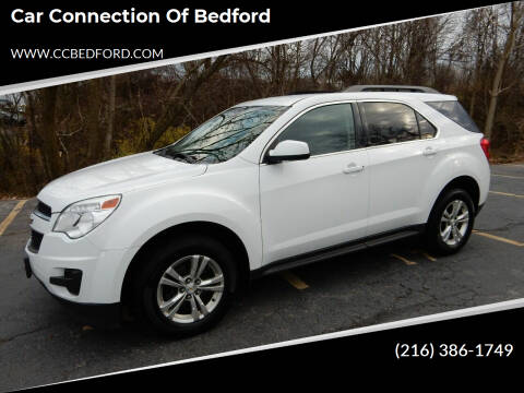 2013 Chevrolet Equinox for sale at Car Connection of Bedford in Bedford OH