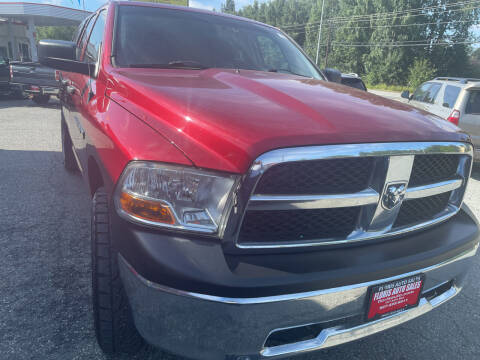 2011 RAM Ram Pickup 1500 for sale at FLORIS AUTO SALES in Anchorage AK