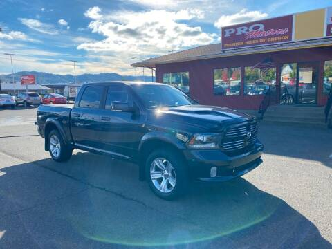 2013 RAM Ram Pickup 1500 for sale at Pro Motors in Roseburg OR