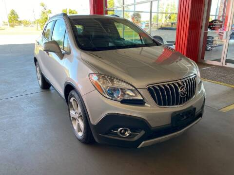 2015 Buick Encore for sale at Auto Solutions in Warr Acres OK