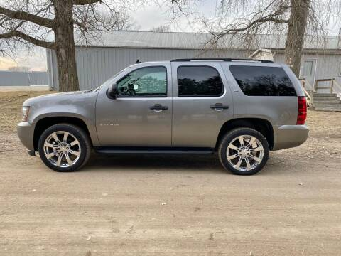 2009 Chevrolet Tahoe for sale at Iowa Auto Sales, Inc in Sioux City IA