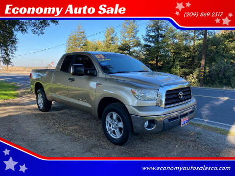 2007 Toyota Tundra for sale at Economy Auto Sale in Modesto CA