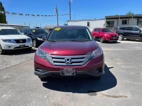 2014 Honda CR-V for sale at Velascos Used Car Sales in Hermiston OR