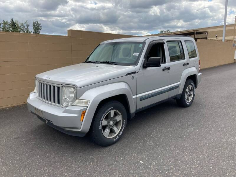 2008 Jeep Liberty for sale at Blue Line Auto Group in Portland OR