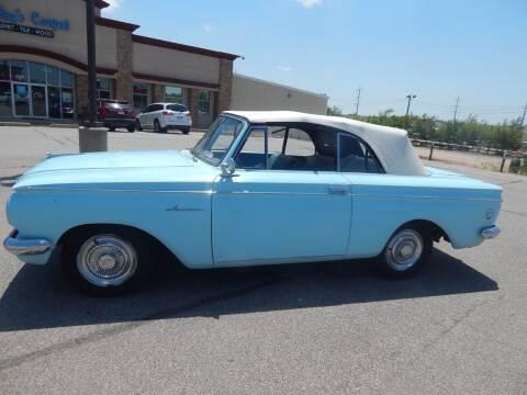 1962 AMC Rambler for sale at Iconic Motors of Oklahoma City, LLC in Oklahoma City OK