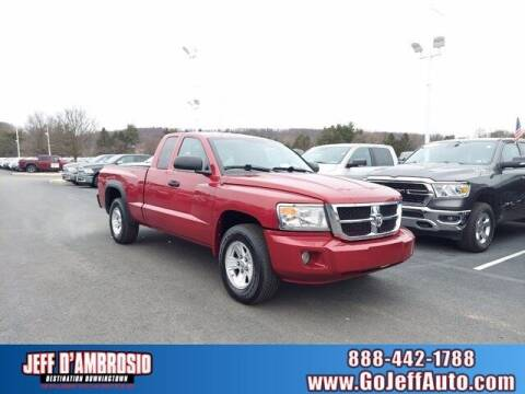2008 Dodge Dakota for sale at Jeff D'Ambrosio Auto Group in Downingtown PA