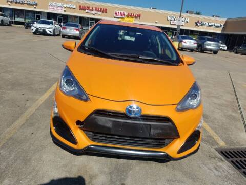 2017 Toyota Prius c for sale at Nation Auto Cars in Houston TX