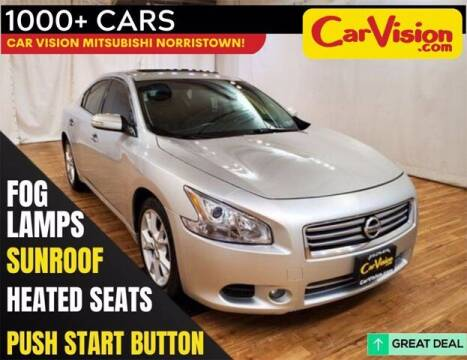 2013 Nissan Maxima for sale at Car Vision Buying Center in Norristown PA