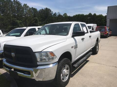 2018 RAM Ram Pickup 2500 for sale at Elite Motor Brokers in Austell GA