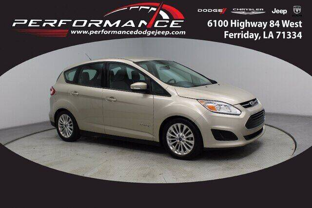 2018 Ford C-MAX Hybrid for sale at Performance Dodge Chrysler Jeep in Ferriday LA
