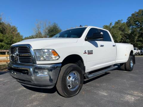 2017 RAM Ram Pickup 3500 for sale at Gator Truck Center of Ocala in Ocala FL