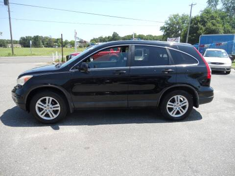 2010 Honda CR-V for sale at All Cars and Trucks in Buena NJ