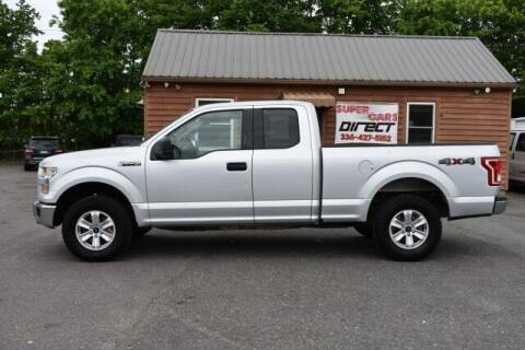 2016 Ford F-150 for sale at Super Cars Direct in Kernersville NC