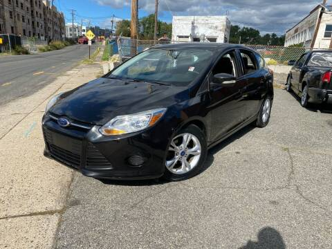 2014 Ford Focus for sale at JMAC IMPORT AND EXPORT STORAGE WAREHOUSE in Bloomfield NJ