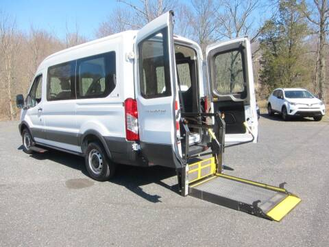 2016 Ford Transit Cargo for sale at K & R Auto Sales,Inc in Quakertown PA