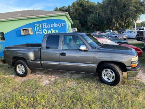 2002 Chevrolet Silverado 1500 for sale at Harbor Oaks Auto Sales in Port Orange FL