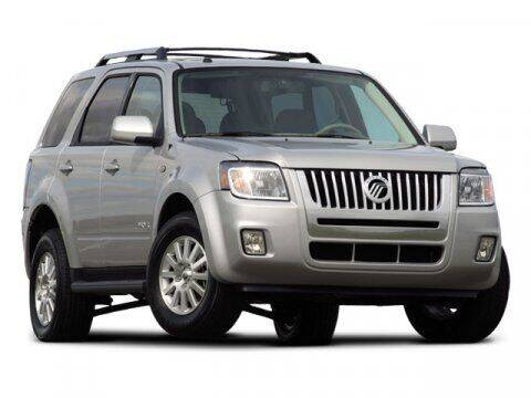 2008 Mercury Mariner for sale at Automart 150 in Council Bluffs IA