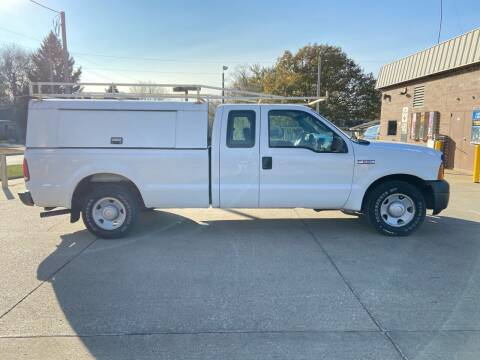 2006 Ford F-250 Super Duty for sale at RIVERSIDE AUTO SALES in Sioux City IA
