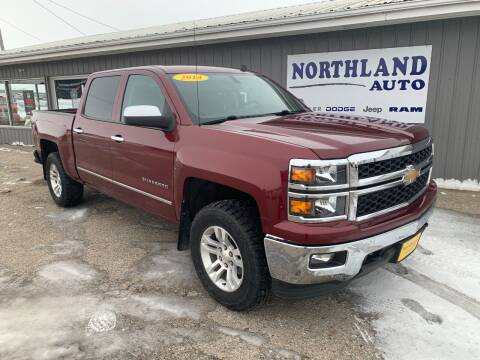 2014 Chevrolet Silverado 1500 for sale at Northland Auto in Humboldt IA