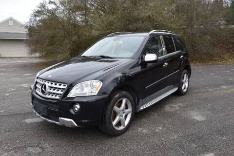 2010 Mercedes-Benz M-Class for sale at Gamble Motor Co in La Follette TN