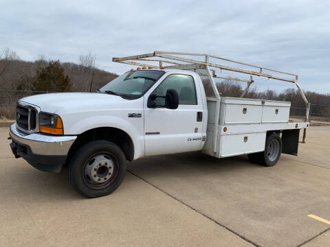 2001 Ford F-450 Super Duty for sale at MotoMafia in Imperial MO