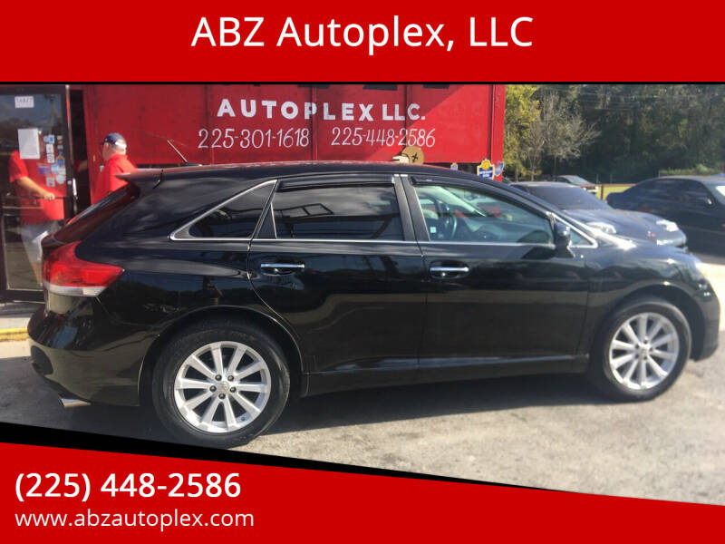 2012 Toyota Venza for sale at ABZ Autoplex, LLC in Baton Rouge LA