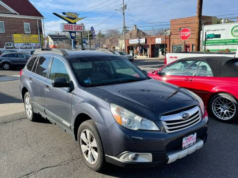2011 Subaru Outback for sale at Bel Air Auto Sales in Milford CT