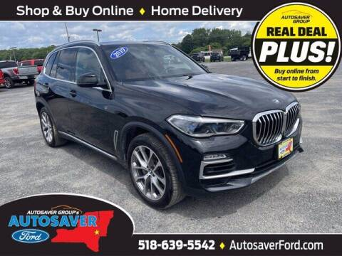 2019 BMW X5 for sale at Autosaver Ford in Comstock NY