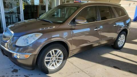 2009 Buick Enclave for sale at City Auto Sales in La Crosse WI
