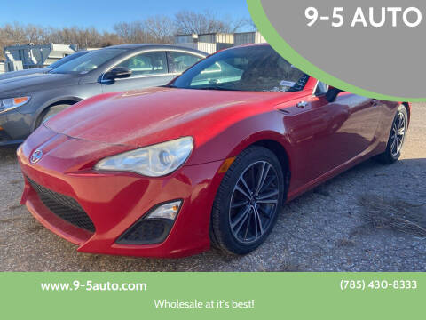 2013 Scion FR-S for sale at 9-5 AUTO in Topeka KS