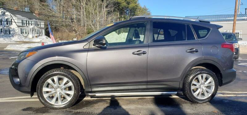 2013 Toyota RAV4 for sale at Healey Auto in Rochester NH