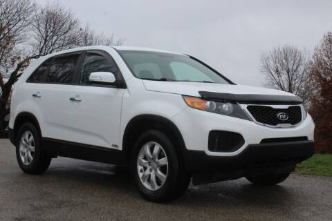 2013 Kia Sorento for sale at Harrison Auto Sales in Irwin PA